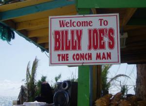 Billy Joe's Bahama Grill