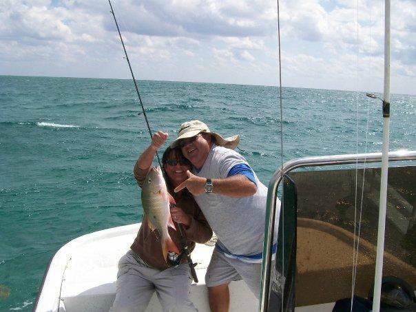 Fishing Activity in Freeport Grand Bahama | TravGlobe